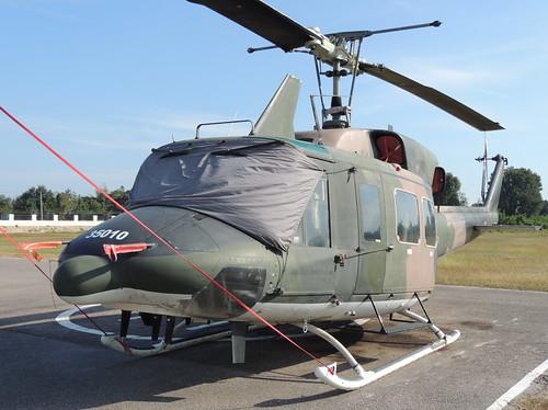 Bell 212 35010-4 Hua Hin ROTC 06Jan16