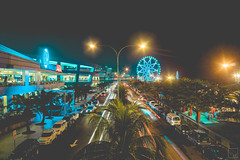 February 6th (christoferfamero) Tags: city light urban eye night mall photography lights seaside asia long exposure cityscape trails sm moa scapes christoferfamero