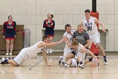 DAVE6127 (David J. Thomas) Tags: men sports basketball athletics arkansas owls scots batesville williamwoodsuniversity lyoncollege