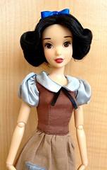 Snow White (honeysuckle jasmine) Tags: white snow doll princess disney