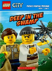 Deep in the Swamp (Vernon Barford School Library) Tags: new city b fiction toy toys reading book high long cops lego jeeps reader library libraries reads deep police books read paperback cover lee e swamps swamp cop junior croc novel covers bookcover robbery middle prizes kenny theft vernon copy thieves recent bookcovers stealing paperbacks crocodiles crocs novels fictional longe crooks contests readers kiernan quinlan phonics barford pronunciation englishlanguage softcover readingprogram legocity learningtoread vernonbarford softcovers beginningreaders beginningreading quinlanblee learningreaders kennykiernan 9780545813587 9780545813495