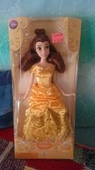 Disney Princess: Belle doll (ItalianToys) Tags: toy toys doll princess jasmine disney belle beast aladdin bambole giocattoli personaggi giocattolo principesse