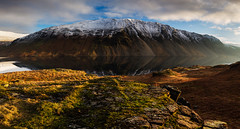 Wasdale screes (Ade G) Tags: panorama mountains wasdale