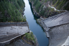 Ross Dam (gabe.purpur) Tags: seattle city light river washington dam pacificnorthwest skagit northcascades skagitriver rossdam seattecitylight