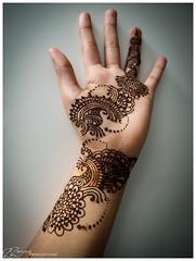 Mehndi by Zainab (ZZStudioProductions) Tags: wedding mehndi hena