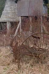 174/365 : A l'abandon (Eurel Laugh) Tags: abandoned 35mm nikon rust rusty exploration rouille urbex abandonné rouillé d7100