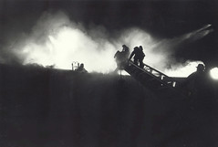Cugees Coffee Shop Fire January 28, 1981