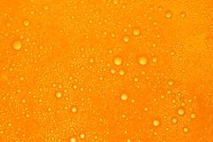 6/105 Beer Foam (bellemarematt) Tags: food orange abstract macro texture beer closeup head bubbles fromabove alcohol foam ipa 105mm
