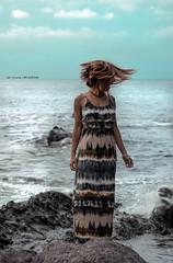 La sirena (Jabi Artaraz) Tags: mar playa amaia roca laga sirena lamia cantbrico arroka jabiartaraz jartaraz