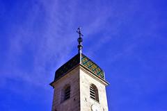 clocher (damirovski) Tags: church eglise clocher