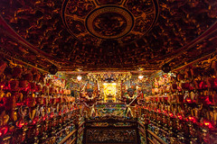 Taiwan-121108-041 (Kelly Cheng) Tags: travel color colour building heritage tourism horizontal architecture temple shrine colorful asia religion culture taiwan buddhism indoor colourful  lukang traveldestinations matsutemple  northeastasia eastasianculture