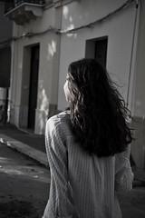 a head full of dreams (R@ffaella) Tags: light girl nikon happiness dreams luce capelli sogni rffaella