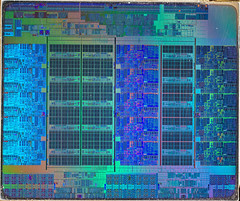 Intel@Sandybridge@Ivy_Bridge-EX_(Ivytown)@Xeon_E7_V2@QDPJ_ES___Stack-DSC07194-DSC07226_-_ZS-PMax (FritzchensFritz) Tags: macro ex vintage focus die open shot intel stacking es cpu makro supermacro lga package wafer cracked core processor fokus xeon ivybridge prozessor supermakro 20111 focusstacking cpupackage cpudie heatspreader 30threads stackshot dieshot fokusstacking stackrail ivytown dieshots waferdie wafershot qdpj 15cores