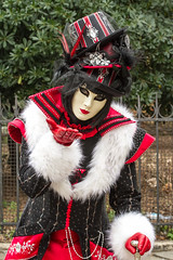 Carnaval Venise 2016-6555 (yvesw_photographies) Tags: italien carnival venice costumes italy costume europe italia eu parade chapeaux carnaval venise carnevale venezia venedig carneval italie venitian costum costumi costumé vénitien vénitienne costumés carnavaldevenise2016