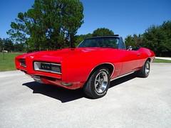 1968 Pontiac GTO Convertible (1GrandPooBah) Tags: classiccar pontiac musclecar ragtop pontiacgto 1968pontiacgto pinnacleperformancerides