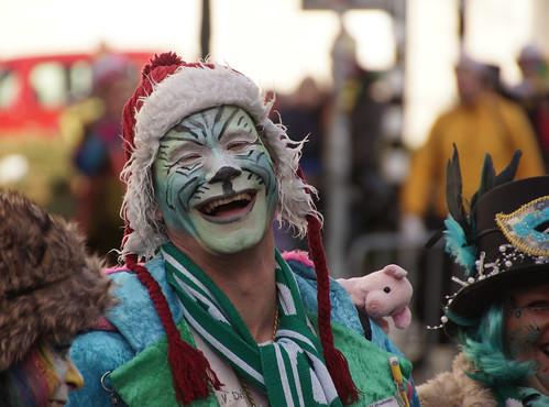 Mestreecht / Maastricht Carnival 2016, Gelukkige-kat