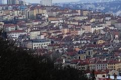 Lyon - les pentes de la X-rousse (larsen & co) Tags: france lyon rhne croixrousse presqule collinedelacroixrousse rhnealpesauvergne