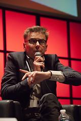 "Luc Hermann - Comment lutter contre les théories du complot ? • <a style=""font-size:0.8em;"" href=""http://www.flickr.com/photos/139959907@N02/25038542523/"" target=""_blank"">View on Flickr</a>"