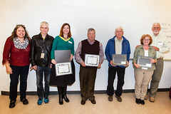 Newly Certified Master Naturalists-0806 (LMN-GNO) Tags: fall tom dave spring amy thomas colleen jerry bob right butler ms ann rogers kane hayes moran far 2015 jerold a legaux loyalaluniversity leftphd lmngnomtng colleenbutlermsspring2015jeroldjerryahay phdspring2015davemoran