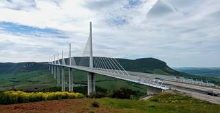 Viaduct van Millau(Ch)