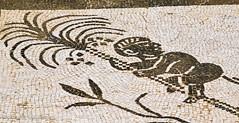 Nepture Mosaic (simonevanbergen) Tags: tree architecture garden spring spain ruins roman mosaic seville structure italica svb romanemperor simonevanbergen