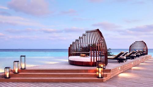 Amari Havodda Maldives - Piscina