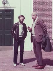 John in Harvard, 1980s