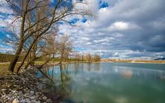 lake Zajarki (062) (Vlado Ferenčić) Tags: clouds landscape cloudy lakes croatia hrvatska nikkor173528 nikond600 zaprešić zajarki lakezajarki