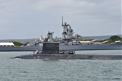 160302-N-JU657-075 (Submarine Force, U.S. Pacific Fleet) Tags: events farewell departure deployment virginiaclass ussmississippi ssn782