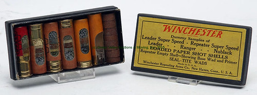Winchester Dummy Cartridges - $407.00 (Sold June 5, 2015)