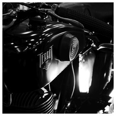 Terrot (DavidB1977) Tags: bw bike nikon nb moto 18105 terrot d7100