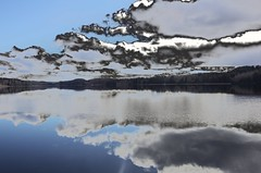 Clouds come floating! (mimmith) Tags: cloud reflection seaside sweden bluesky vrmland cloudaddiction divingamongstheclouds