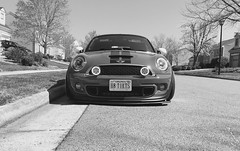 Halo power (jeepkid703) Tags: lights air rally halo running mini headlights front led madness cooper works daytime motor f56 coupe intercooler splitter drl foglights auxiliary r58 diverter madnessmotorworks