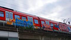 Graffiti in Kln/Cologne 2015 (kami68k [Cologne]) Tags: train graffiti cologne kln ps db boms illegal bombing bunt ebos 2015