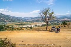 Shadow Search (Alex - Born To Be Free) Tags: road travel shadow panorama landscape landscapes search sand offroad off panoramic moto motorcycle albania paesaggio panoramico panorami balcani motociclette landscapelake landscapemountain motorcycletravel shadowsearch viaggioperimmagini