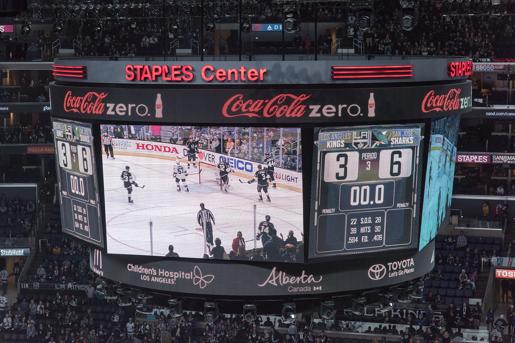 The World S Best Photos Of Nhl And Staplescenter Flickr Hive Mind