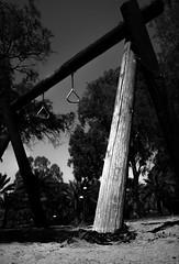 Untitled (lir segev) Tags: lighting blackandwhite bw black dark death blackwhite lowkey bh hardlight harshlight