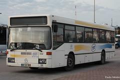 Mercedes Benz O405N TST 524, Terminal do Barreiro, 27 de Janeiro de 2016 (Paulo Mestre) Tags: bus portugal mercedes benz autobus tst barreiro autocar 524 autocarro o405n