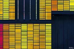 Paris_0316-43-2 (Mich.Ka) Tags: urban abstract paris color architecture town montparnasse bâtiment couleur ville façade urbain abstrait grafic graphique