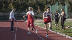 Il cambio fra Cristina Cervigni e Francesca Raschioni