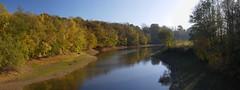 Reservoir Arm (Worthing Wanderer) Tags: november autumn sussex westsussex walk sunny reservoir ardingly pathfinderguides