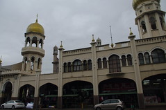 Juma Masjid Mosque, Durban, South Africa (ARNAUD_Z_VOYAGE) Tags: africa street city urban building art beach nature architecture landscape state action south country capital areas region department metropolitan durban kwazulunatal municipality