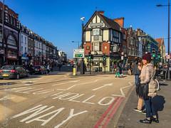Camden Eye (Daniele Nicolucci photography) Tags: street uk greatbritain england trafficlights london unitedkingdom directions gb camdentown semaphore 2016 camdeneye