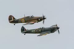 _DSC3178-23 (Ian. J. Winfield) Tags: flying aircraft hurricane rr airshow spitfire abingdon raf hawker battleofbritain supermarine royalairforce bbmf rollsroycerollsroycemerlinww2worldwar2