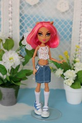IMG_0780 - 12 (Elena_art) Tags: outfit wolf handmade etsy howleen monsterhigh