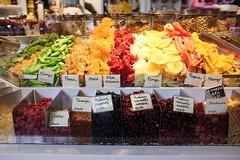 Multicolor (Krupenz) Tags: barcelona color frutas fruits laboqueria x100t