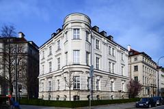 Brse Mnchen - Munich Stock Exchange (schulzthomas874) Tags: munich mnchen bayern ag stockexchange bayerische brse karolinenplatz