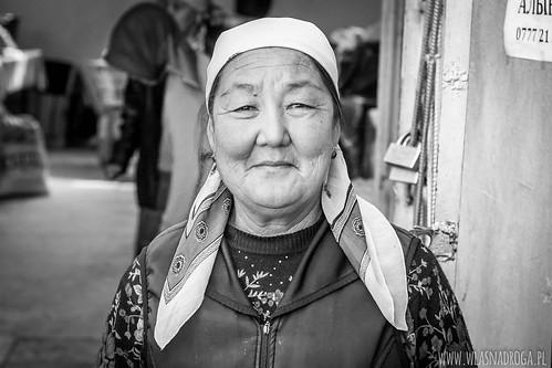 Twarze Kirgistanu