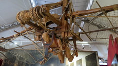 The very first flying machine invented by Leonardo Da Vinci - Clos Luc in Amboise (Sokleine) Tags: france heritage flying aeroplane inventions 37 vinci renaissance amboise leonardodavinci touraine indreetloire centrevaldeloire closluc