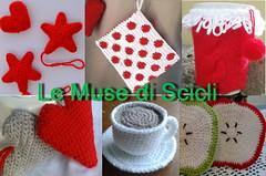 Le Muse di Scicli in red (Le Muse di Scicli) Tags: red apple coffee star heart tea handmade crochet collection oxford sicily cuori rosso mele sicilia caffe stelle uncinetto fattoamano lemusediscicli